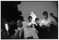 Candlelight vigil in Washington, DC