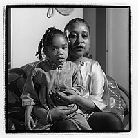 Phyllis Sharpe and daughter Siouxche