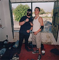 The Masked Gringo and The Anarchist