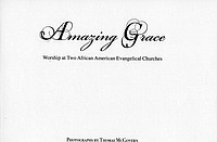 Amazing Grace book cover