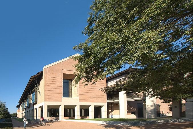 Wellness Center Rice University LakeFlato