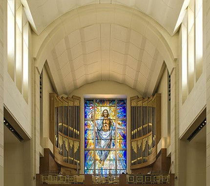 Co-Cathedral of the Sacred Heart Ziegler Cooper