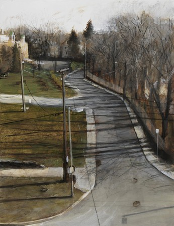 Orchard Hill Street, From the Overpass