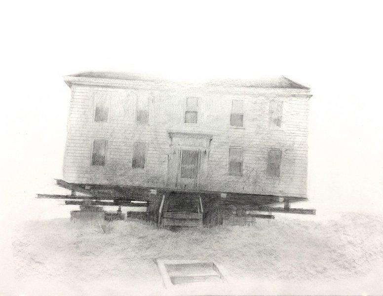 House on Cribbing