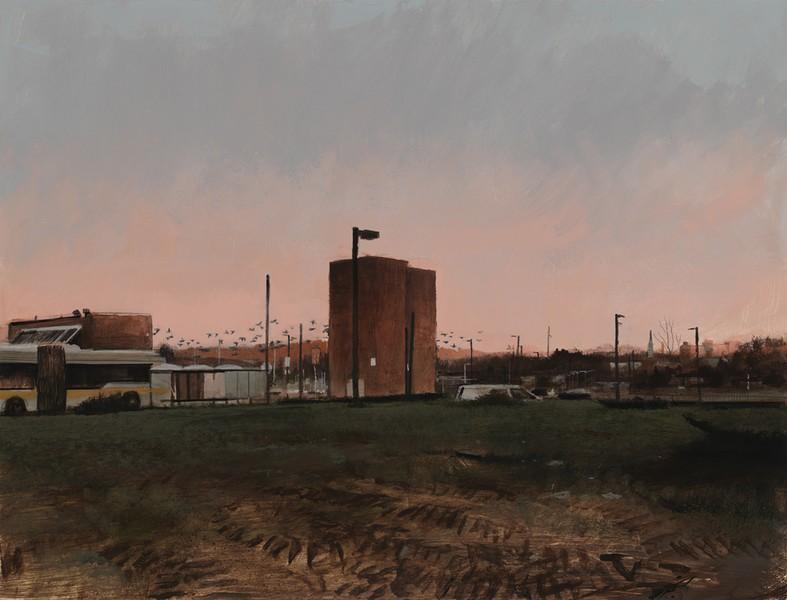 Pedgions, Casey Overpass Site