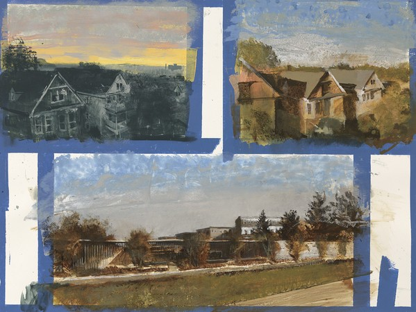 Forest Hills, Stonybrook Vallery (study