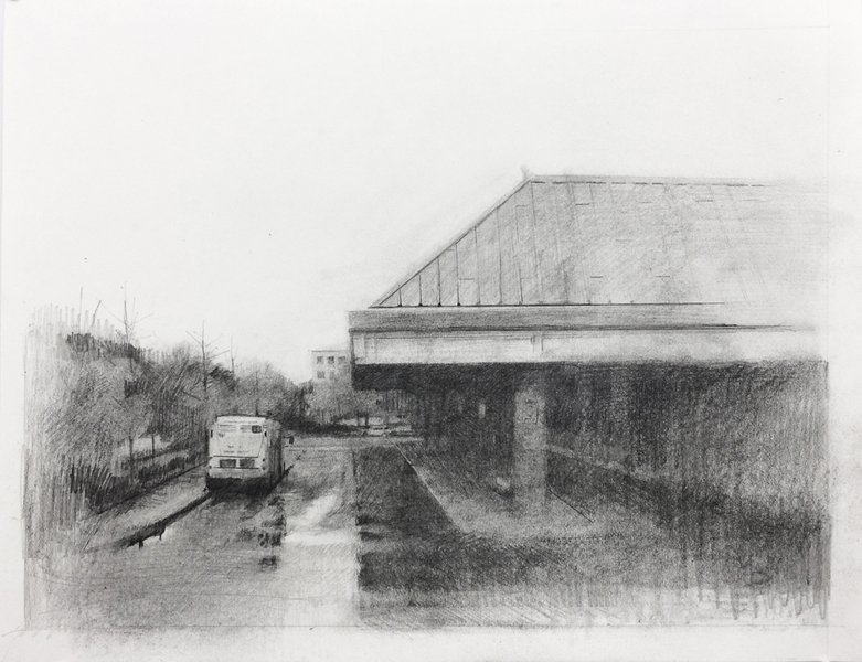 Lower Bus Shed