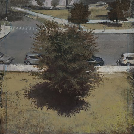 Intersection and an Elm
