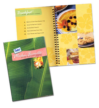 Maika'i Favorites cookbook
