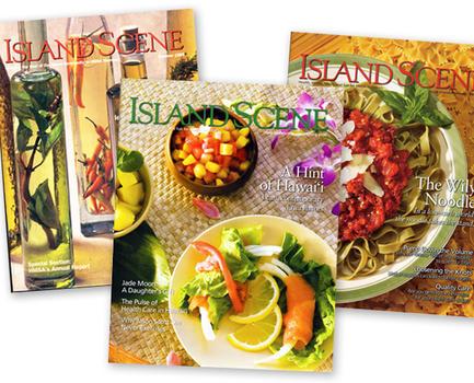 Island Scene Magazine