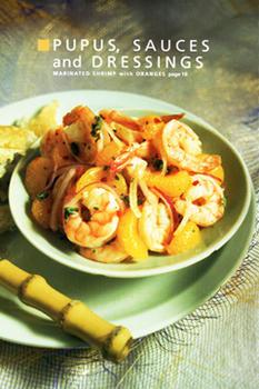 Pupus Plus cookbook