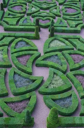 Villandry maze