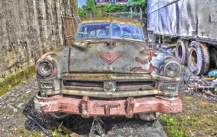 Jersey City car