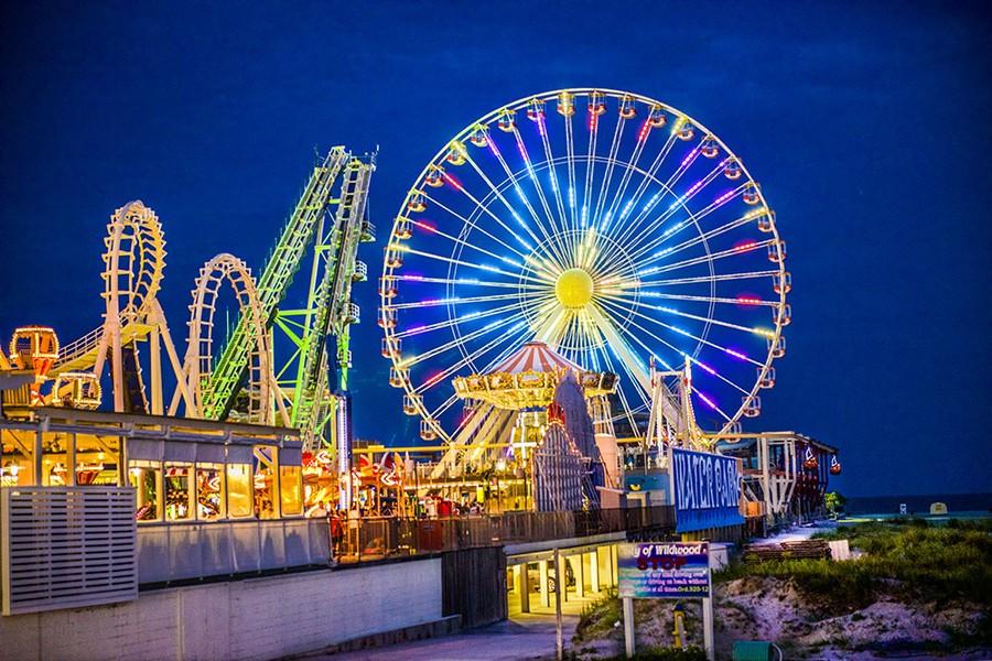 Ferris Wheel, Wildwood