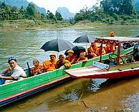 Traveling Monks