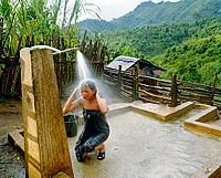 village shower