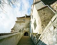 Castle at Bran