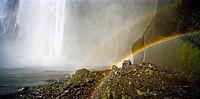 Skogarfoss Rainbows