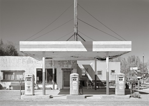 Dry Creek Station, Newberry Springs, California