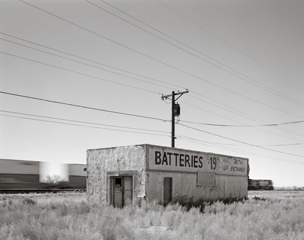 Batteries, Holbrook, Arizona
