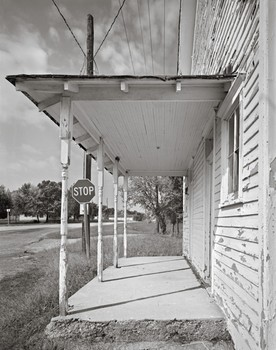 Church Porch, Phelps, Missouri