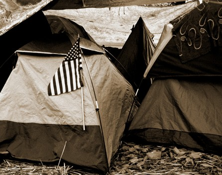 Tent City / Our Country USA
