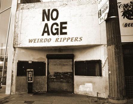 No Age Doorway