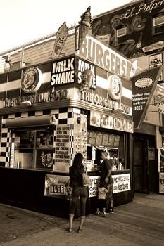Shakes & Burgers - Venice Beach