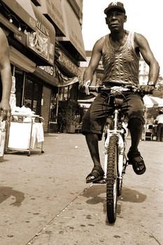 Sidewalk Bicycler