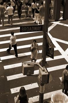 Spring Street Crosswalk