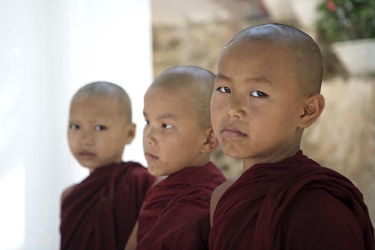 Lester Blum, Monastery Orphan School 1