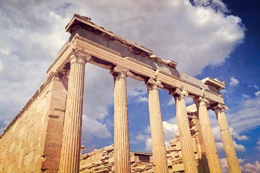 Erechthelon Temple 2