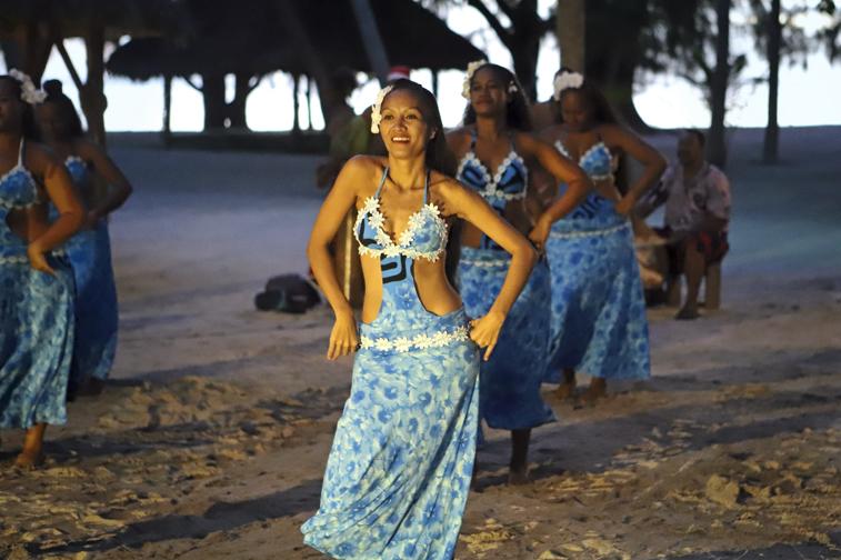 Lester Blum, Ori Tahiti 1