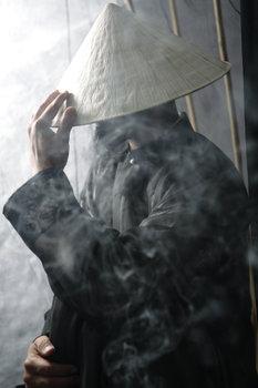 Engulfed In Smoke