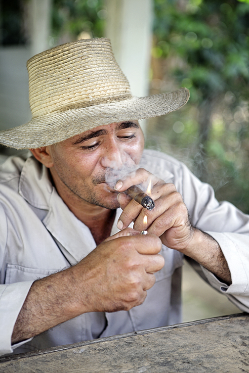 Lester Blum, A Puff Of Smoke