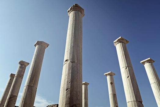 Pillars of Dionysus Temple