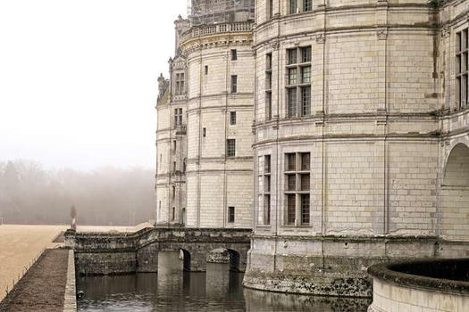 Chateau de Chambord 1