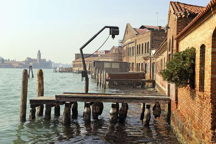 Lester Blum, Murano Dock