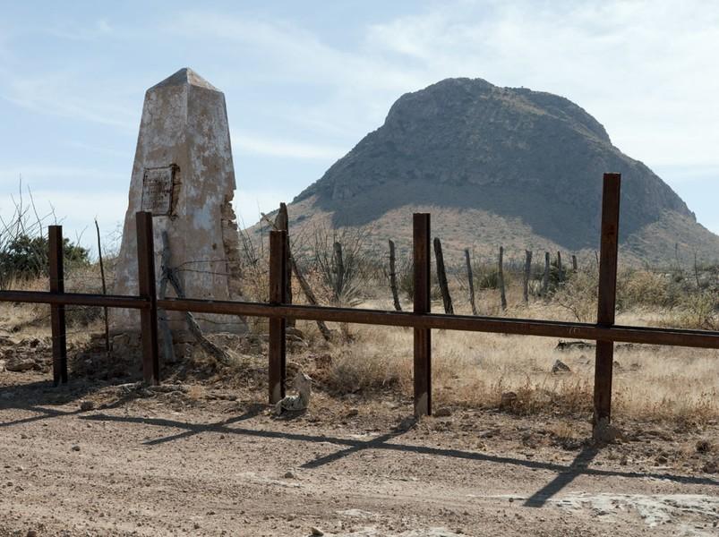 Border Monument No. 82