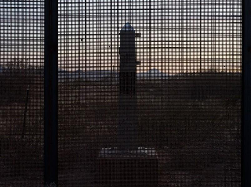 Border Monument No. 90