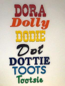 Dorothy (By Any Other Name)