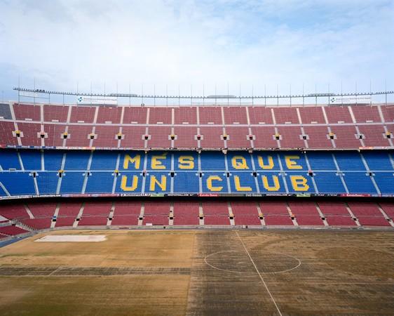 FCBarcelona, Barcelona, Sapin