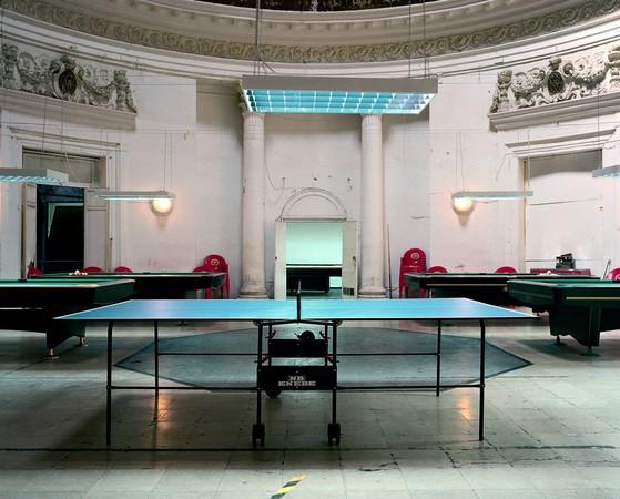 Billiard Club I, Barcelona, Spain