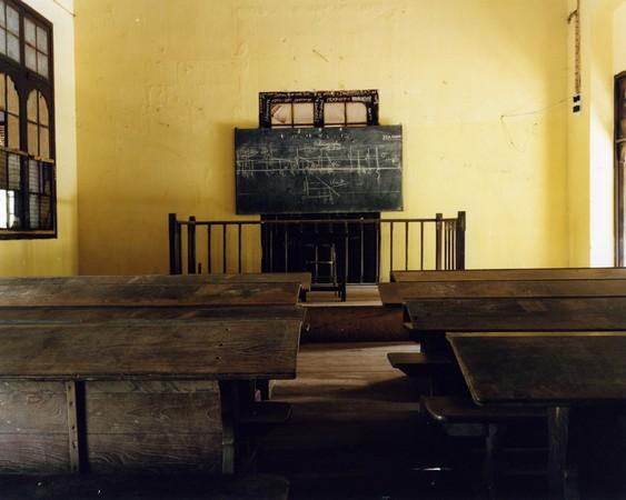 Yellow classroom