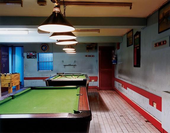 Sahara Socail Club, London, England