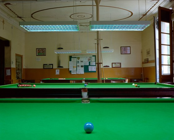 Billiard Club II, Barcelona, Spain