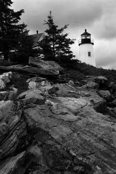 Lighthouse, Pemaquid Point, Maine