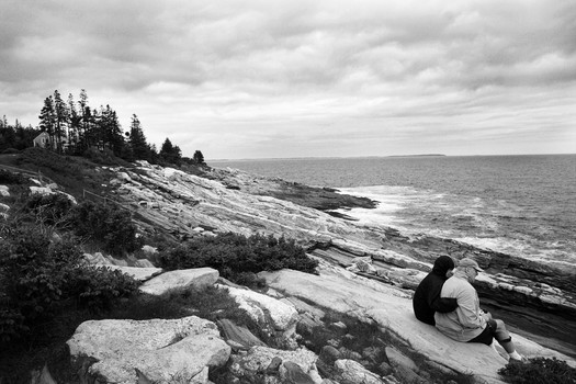 Rock Solid, Pemaquid Point, Maine