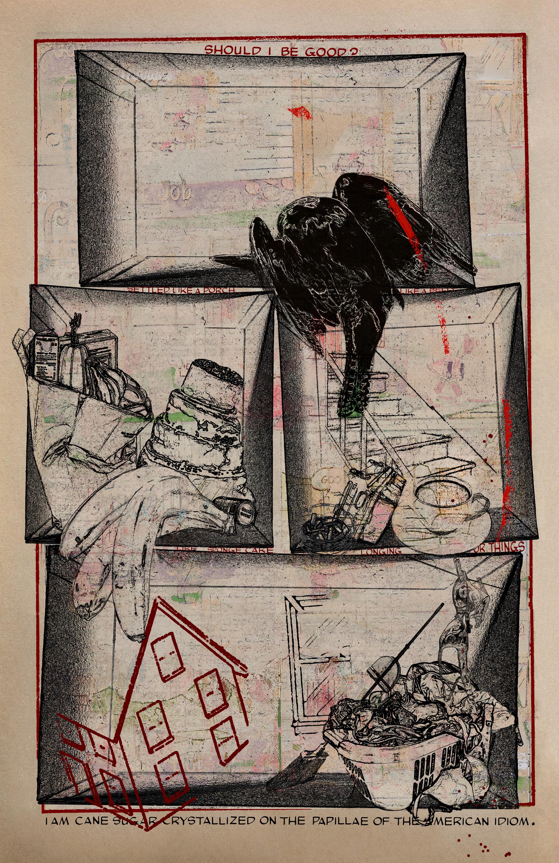 Dianne Kornberg, Madonna of Materialism 1